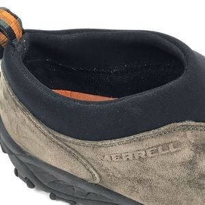 Merrell Shoes - Merrell Men Winter Moc Gunsmoke Slip On Shoes 10.5